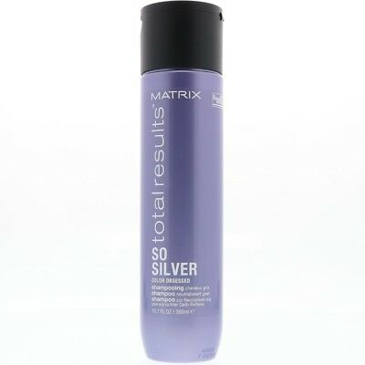 Matrix Total Results Color Care So Silver Shampoo 10.1 oz