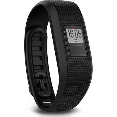 Garmin 010-01608-00 Vivofit 3 Activity Tracker in Black - Regular Fit