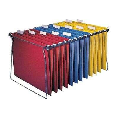 Staples Hanging File Folder Frame Letter Size Multicolor C1018gs 419614