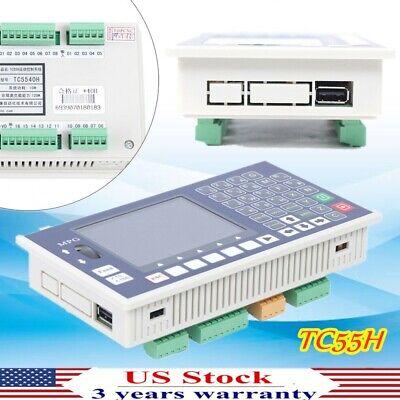 4 Axis Cnc Motion Controller System Offline Stand Alone Servo Stepper 400khz