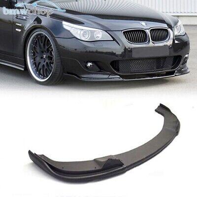 Front Stoßstange vorne Gitter Spoiler Sport Look Set für BMW 5er E60 E61