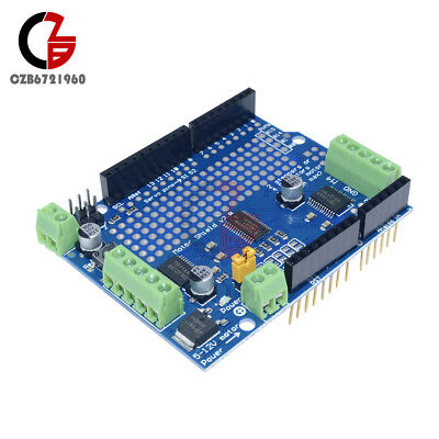 Tb6612 Pca9685 Stepper Motor Servo Driver I2c V2 Shield For Arduino Robot Pwm