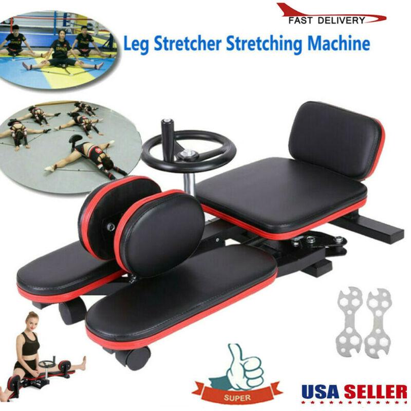 Nouveau Proforce Stretchmaster Leg Stretcher Stretching Machine Équipement Free ship!