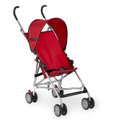 Babies R Us Basic Lightweight Umbrella Stroller - Red