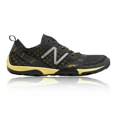 New Balance Mens Minimus 10v1 Trail Running Shoes Trainers Sneakers Black Sports