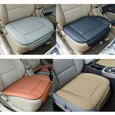 Breathable PU Leather Car Interior Seat Cover Pad Mat for Auto Chair Cushion Set