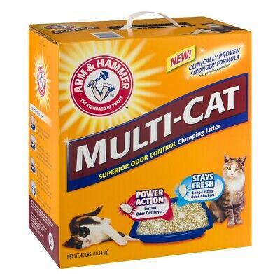 ARM & HAMMER Multi-Cat Litter,