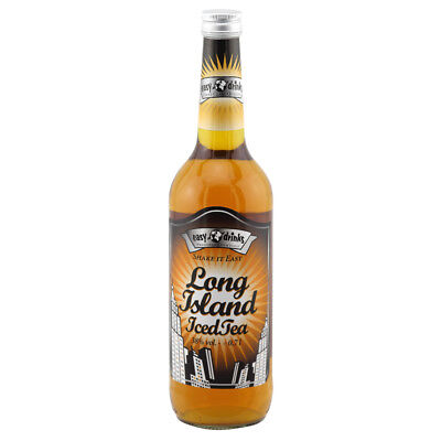 35,70€/L easy Drinks Long Island Iced Tea Cocktailbasis 0,7 Liter Long Island Iced Tea