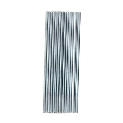 50-pcs 33cm Aluminium Brazing Rods Easy Simple Welding Electrode Flux Soldering