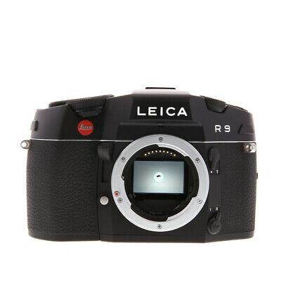 как выглядит Brand New Unused Leica R9 Single Lens Reflex SLR Film Camera Black Chrome 10091 фото