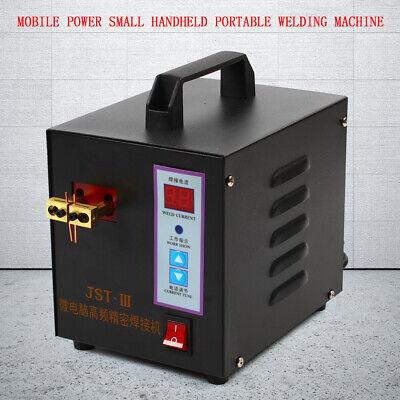 Portable Battery Powered Handheld Spot Welder If Welding Machine 0.03-0.15mm