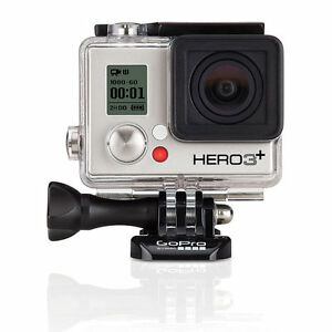 GoPro Hero 3  Silver Edition Digital Camera | Bluewater Photo & Video