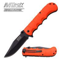 Coltello Mtech Usa Orange Folder Caccia Mta895or Knife Messer Couteau Navaja - orange - ebay.it