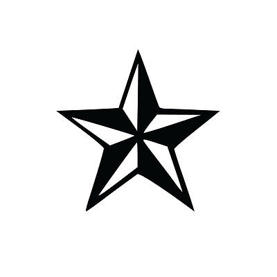 Tattoo Nautical Stars (5