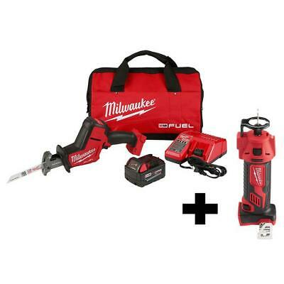 M18 FUEL 18-Volt Lithium-Ion Brushless Cordless HACKZALL Rec