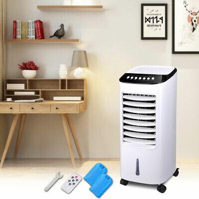 Evaporative Air Cooler Portable Conditioner Fan Humidifier Air Conditioning Unit