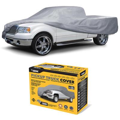 DustProof Pickup Truck Car Cover for Chevrolet Silverado 1500 (Reg Cab 2017-18)