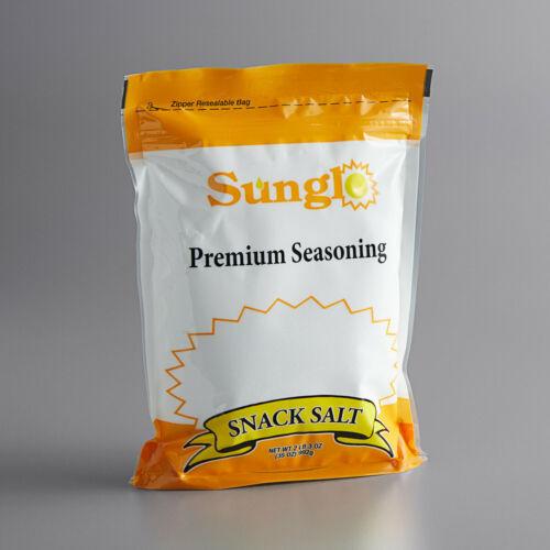 Great Western 35 oz. Popcorn Salt, Snack Seasoning (select flavor)
