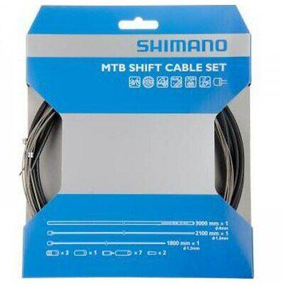 SHIMANO CABLE CAMBIO-FUNDA-TOPES MTB SP41 INOX.N