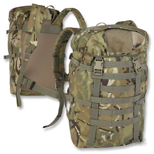 MTP MULTICAM BRITISH ARMY 30 LITRE PATROL PACK DAYSACK MILITARY