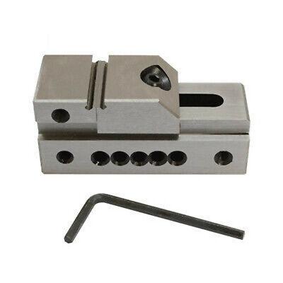 1 Precision Grinding Screwless Mini Insert Vise Toolmaker Steel .0002