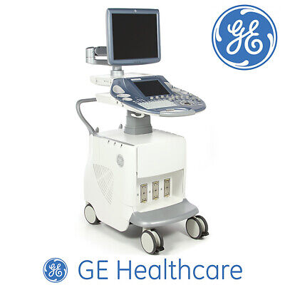 Ge Voluson E6 Ultrasound 3d4d System Bt13 - Hdlive With Volumetric Transducer