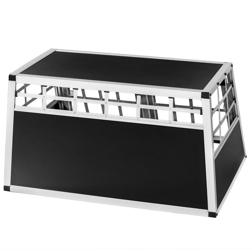 cage box caisse de transport chien mobile aluminium xxl. Black Bedroom Furniture Sets. Home Design Ideas
