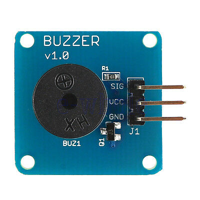 5v Passive Buzzer Piezo Speaker Play Song Melody Module For Arduino Stm32 Hm