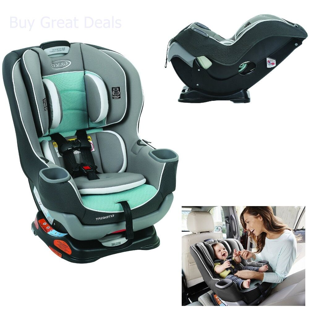 Details about Graco Extend2Fit Baby Car Seat,