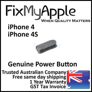 iPhone 4 4G iPhone 4S OEM Original Power Button Sleep Lock Switch Replacement