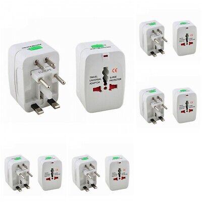 5-Pack International Travel Power Charger Universal Adapter Plug AU/UK/US/E International Travel Power Pack