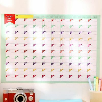 Weekly Planner Countdown Calendar Schedules 100 Days Calendars Target Table - Countdown Calendar Days