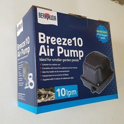 Bermuda Breeze 10 Air Pump