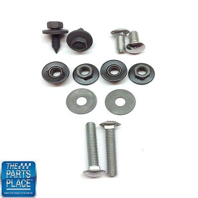 1968 Chevrolet Camaro Front Bumper Mounting Bolt Kit