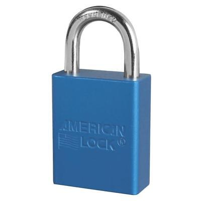 American Lock A1105blu Blue Safety Lock-out