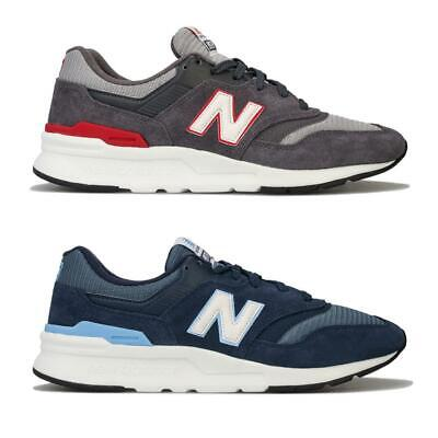 Mens New Balance 997H Lace up Cushioned Running Trainers