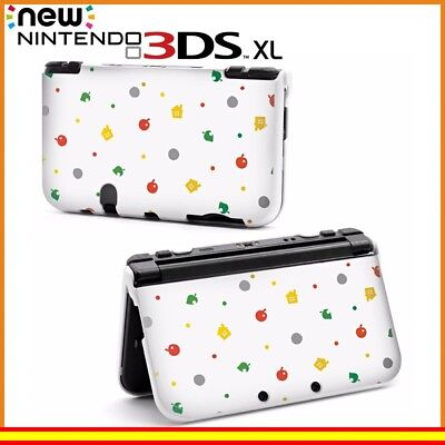 Funda Protector Nintendo New 3DS XL Carcasa Dibujos Animal Crossing Iconos