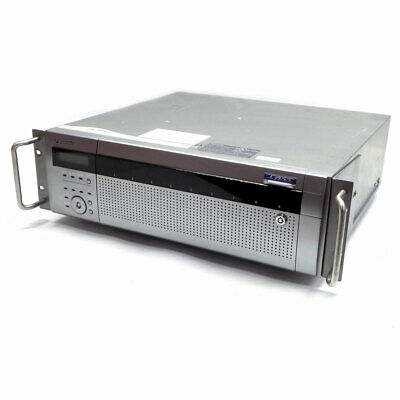Panasonic Wj-nd400k Network Disk Recorder For Megapixel I-pro Network Cameras
