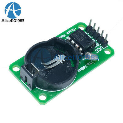 5pcs Rtc Ds1302 Real Time Clock Module For Arduino Avr Arm Pic Smd Than Ds1307