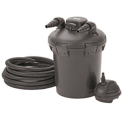 Pontec PondoPress 10000 Pond Filter Set