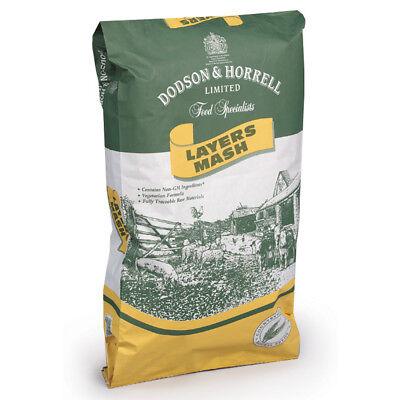 Dodson & Horrell Layers Mash 20kg