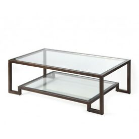 LIANG & EIMIL Ming Coffee Table Bronze