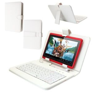 Premium-HD-Red-7-Google-Android-4-0-Tablet-PC-Touch-8GB-Wifi-Keyboard-Case