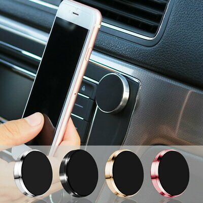 Magnetic Car Mount Holder Bracket Cradle For iPhone X 8 7 Plus Universal Galaxy Cell Phone Accessories