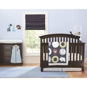 Baby on its way? 6 piece crib bedding brand new