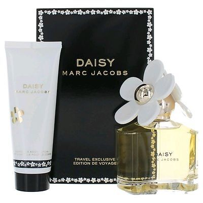 Daisy Perfume by Marc Jacobs, 2 Piece Gift Set for Women - 2 Piece Set Womens Perfume