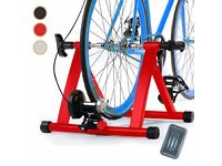 For Sale: [Like-new used once] Magnetic 8 Levels Resistance Turbo Trainer For Bike