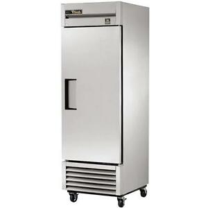 True single door stainless freezer only $975 ! Save $$