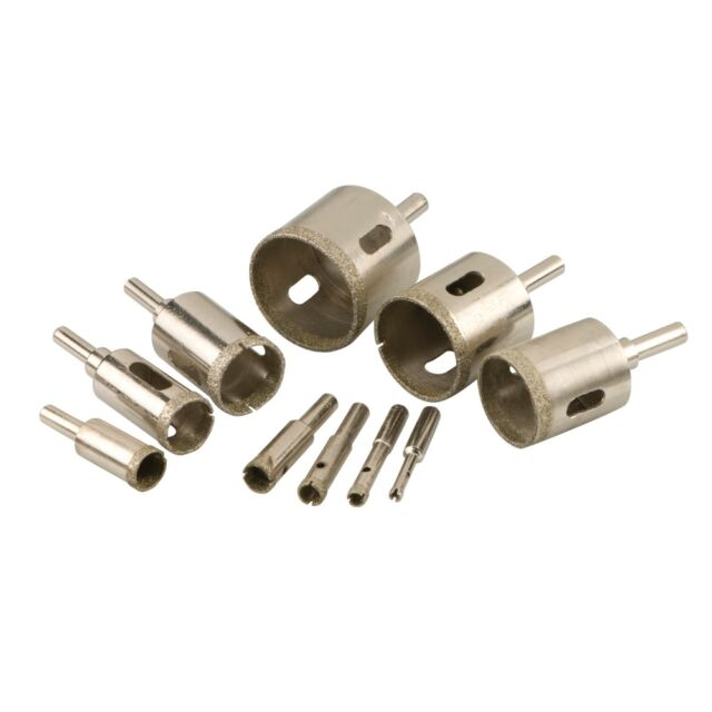 Diamond Holesaw Tile Drill Bit Hole Cutting Tool 4mm-45mm You Choose Ceramic Cut