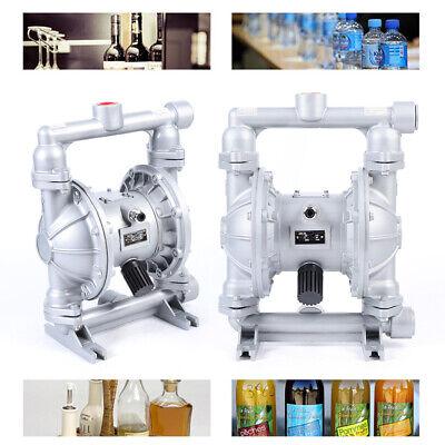 Double Diaphragm 1inlet Outlet Petroleum Fluids 24gpm Qbk-25l Pump Air-operated